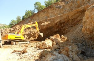 سنگ معدن سرب اکسیدی
