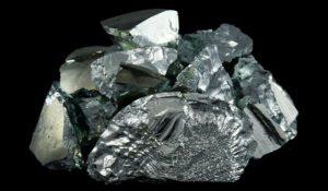 سنگ معدن سرب اکسیدی قم