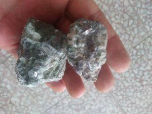 سنگ معدن سرب سولفوره